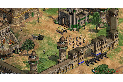 Age of Empires II: The Age of Kings Free Download - Game Maza
