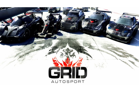GRID Autosport - PS3 Gameplay - YouTube