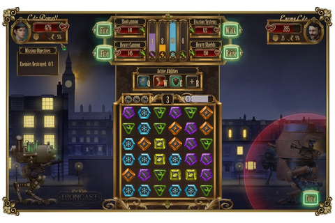 Steampunk Tactical Puzzle Game Ironcast Is Coming to Steam ...