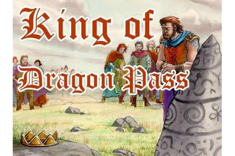 King of Dragon Pass Download Free Full Game | Speed-New