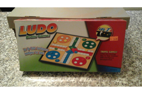 Ludo brains game no 117 $ 10-00 (With images) | Brain ...