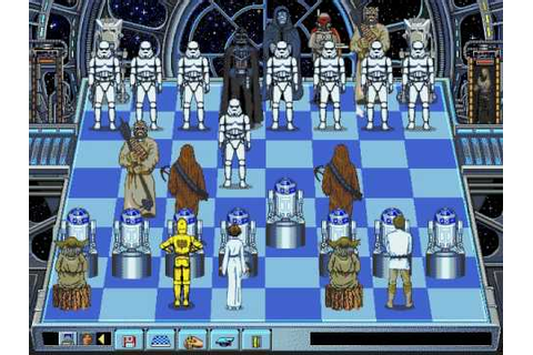 Software Toolworks - Star Wars Chess - 1993 - YouTube