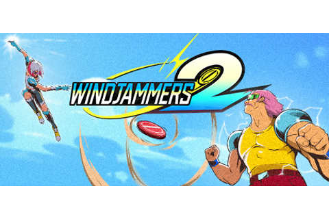 Windjammers 2 Crack with Torrent Game Download