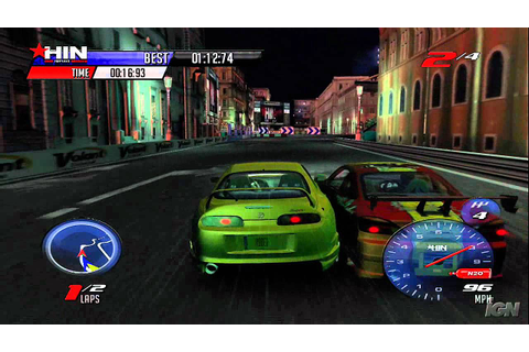 Juiced 2: Hot Import Nights PlayStation 3 Gameplay - Juice ...
