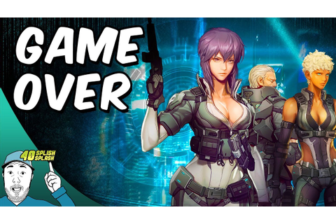 GAME OVER! Ghost in the Shell: Stand Alone Complex First ...