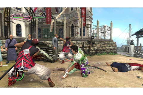 Way of the Samurai 4 - PC Review - Chalgyr's Game Room