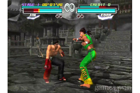 Tekken Tag Tournament. Download and Play Tekken Tag ...