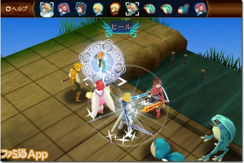 Namco Bandai to release an Android exclusive RPG called ...