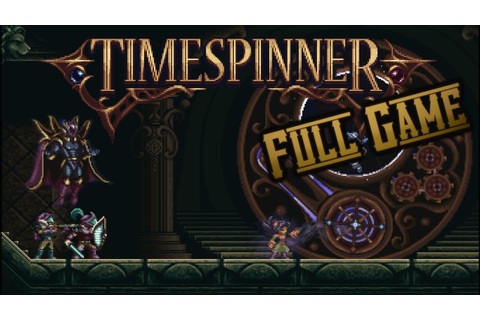 Timespinner - Full Game & All Endings (Longplay) - YouTube