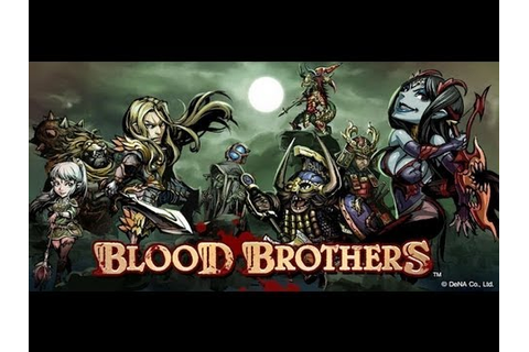 Blood Brothers Multiplayer RPG Complete Overview - YouTube