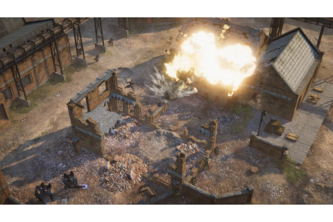 Iron Harvest gameplay trailer shows clear Company of ...