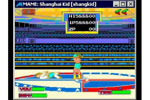 Shanghai Kid(Arcade) PT(Pt 2)(03-25-14) - YouTube