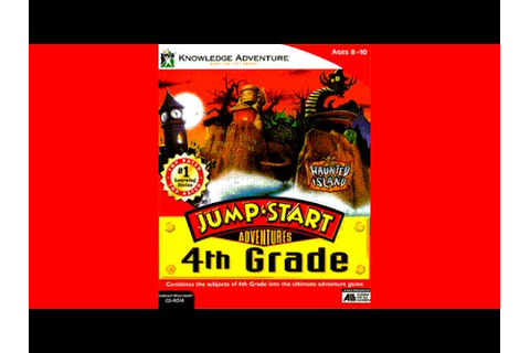 JumpStart Adventures 4th Grade: Haunted Island (1996 ...