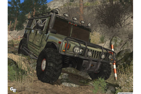 4x4: Hummer - GamingExcellence