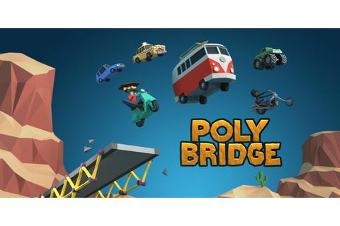 Poly Bridge | Programas descargables Nintendo Switch ...