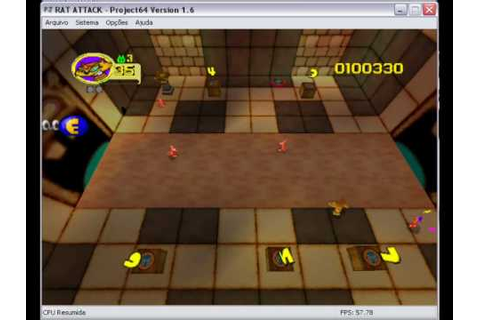 Rat Attack! - Temple (Nintendo 64 game) - YouTube