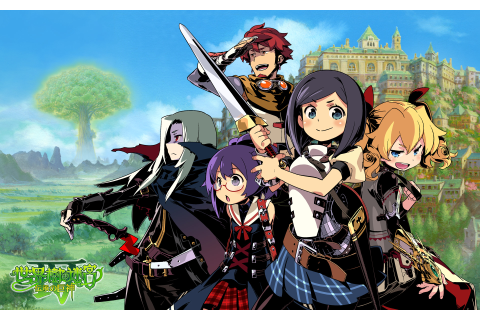 Etrian Mystery Dungeon FAQ - What You Need to Know ...
