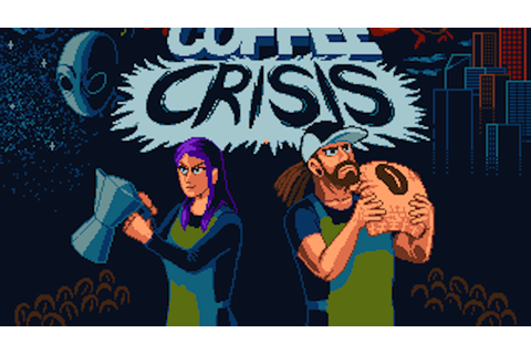 Coffee Crisis for the Sega Genesis - Metal, Aliens ...