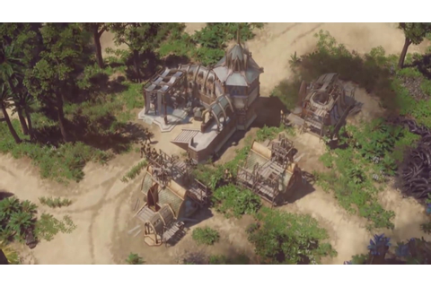Spellforce 3 - PC Game Trailer - English - YouTube