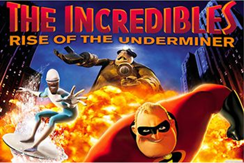 Incredibles: Rise of the Underminer Téléchargez ...