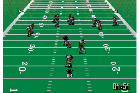 NFL Quarterback Club 96 (USA, Europe) ROM