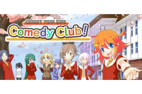 Cherry Tree High Comedy Club on Steam