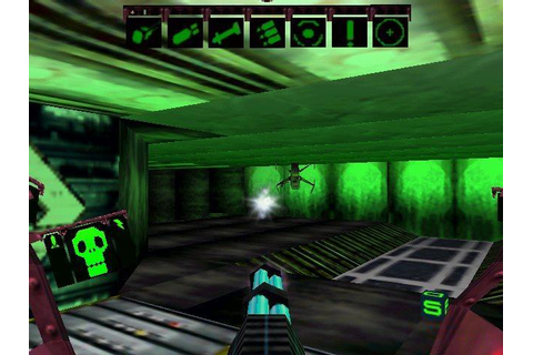 Terracide Download (1997 Arcade action Game)