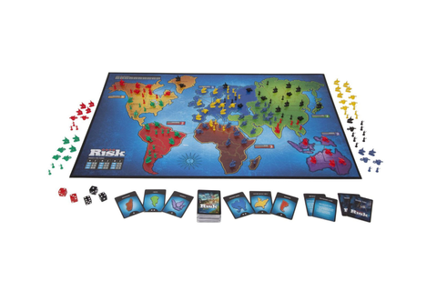 Risk: The Game of Global Domination Board Game | The Gamesmen