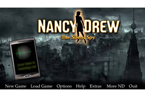 Nancy Drew The Silent Spy - YouTube