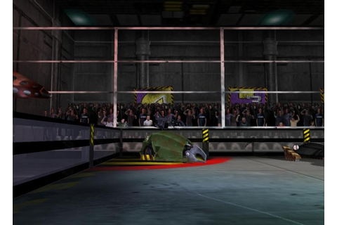 Robot Wars: Arenas of Destruction обзор, Robot Wars ...