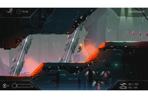 Velocity 2X (Switch eShop) Game Profile | News, Reviews ...
