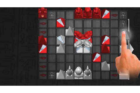 KHET 2.0 The Laser Game - iPhone/iPad and Android App ...