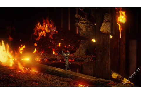 Unravel Two - Download Free Full Games | Arcade & Action games