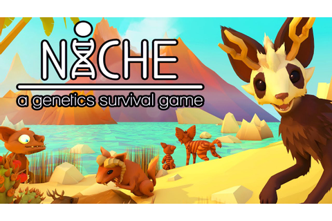 Niche Gameplay - Genetics based survival game - Let's Play ...