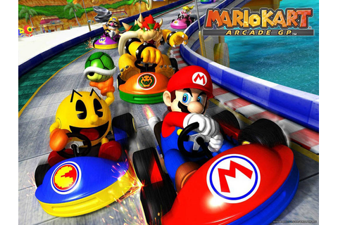 Mario Kart 7 Game - Wallpapers