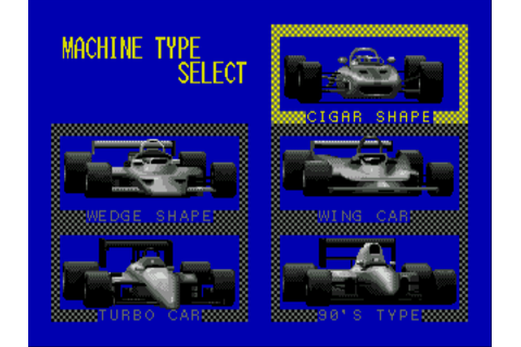 Play F1 Circus Online SCD Game Rom - Sega CD Emulation on ...