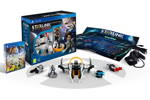 Starlink Battle for Atlas PS4 Review - No Man's Toys-to-Life