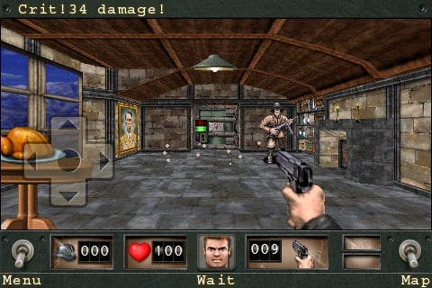 First 'Wolfenstein RPG' Gameplay Video | TouchArcade