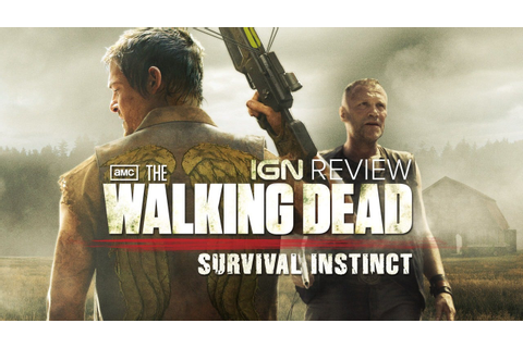 The Walking Dead: Survival Instinct - Video Review - IGN Video