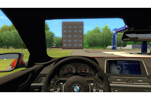BMW ///M6 F12 - 1.2.5 City Car Driving | Simulator Games ...