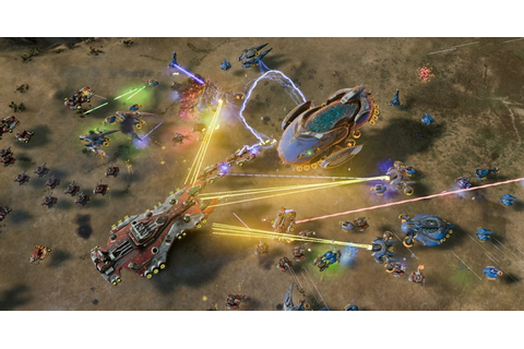 How Ashes of the Singularity enables massive planetary ...