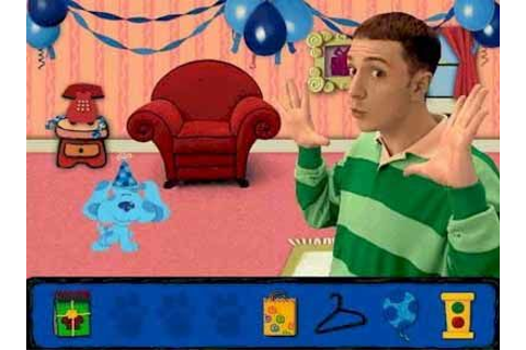 Blue's Clues: Blue's Birthday Adventure (1998) promotional ...