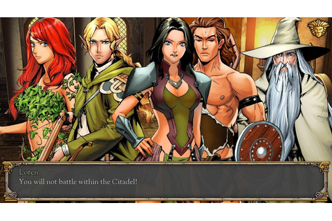 Download Loren The Amazon Princess Game - RPG Games ...