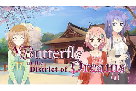 A Butterfly in the District of Dreams Free Download « IGGGAMES
