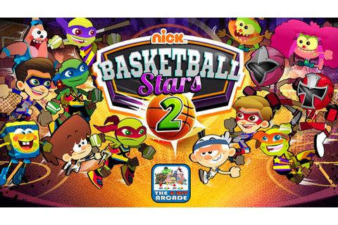 Nick Basketball Stars 2 - Kid Danger Goes Kid Invisible On ...