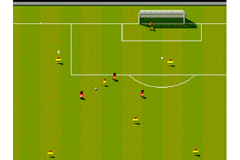 Unsensible Soccer - The Company - Classic Amiga Games