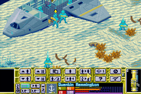X-COM: Terror from the Deep - My Abandonware