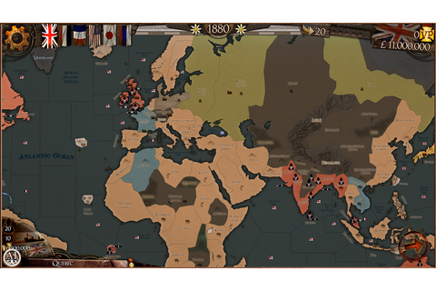 Try to conquer the world in the 19th century in Colonial ...