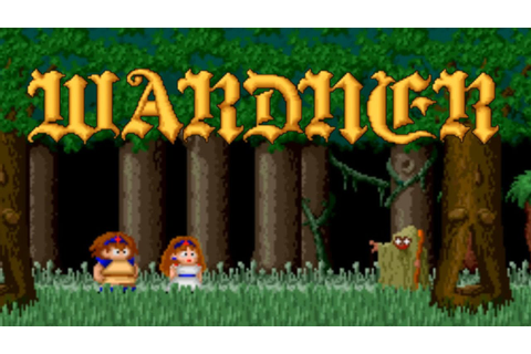 Wardner (Arcade Game) - YouTube