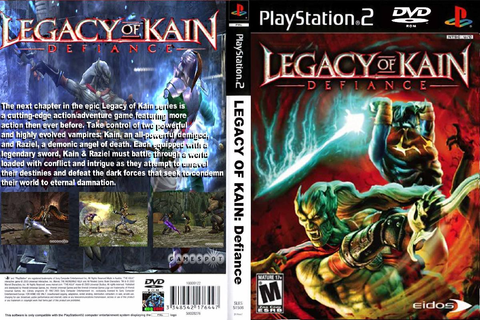 KML GAMES: Legacy Of Kain: Defiance